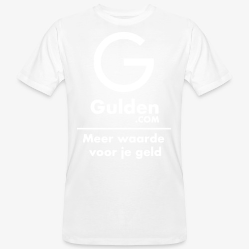 NLG - Gold Cryptocurrency - Early Adopter - Men's Organic T-Shirt