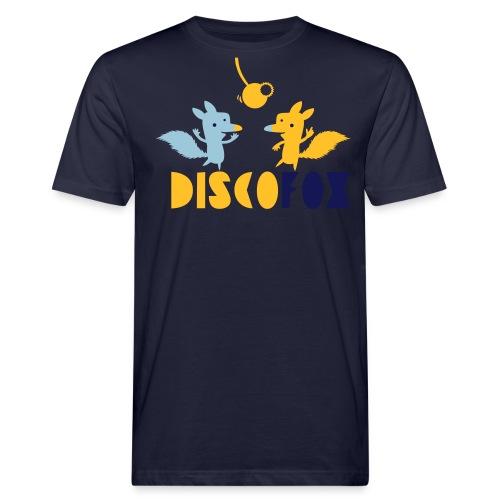 discofox - Männer Bio-T-Shirt