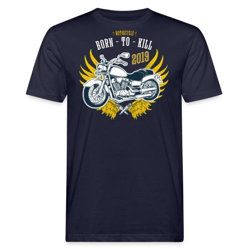 Motorcycle4 - Camiseta ecológica hombre