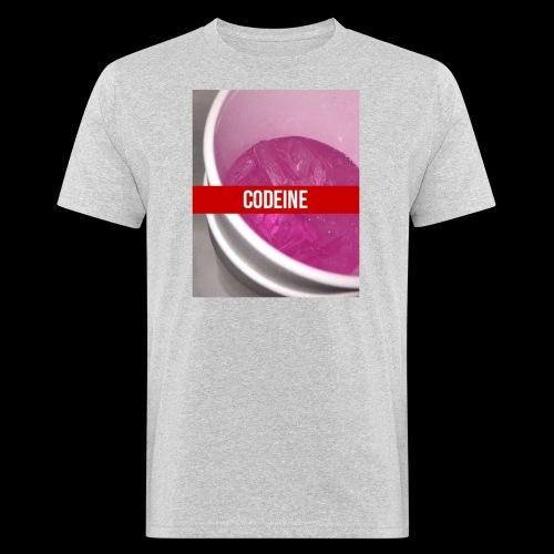 CODEINE STREETWEAR - T-shirt ecologica da uomo