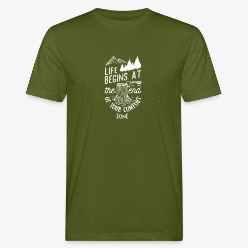 comfortzone - Men's Organic T-Shirt