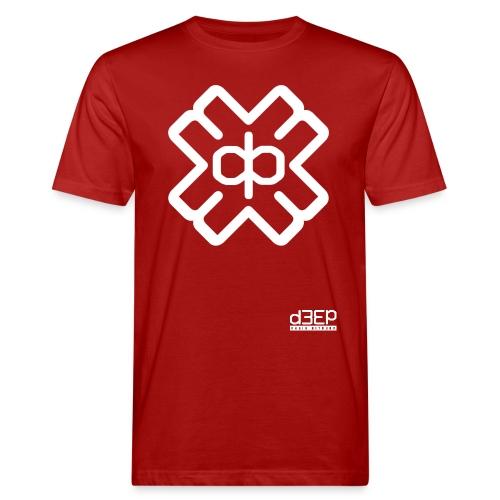 July D3EP Blue Tee - Men's Organic T-Shirt