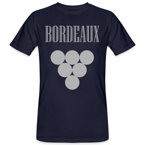 Bordeaux - Men's Organic T-Shirt