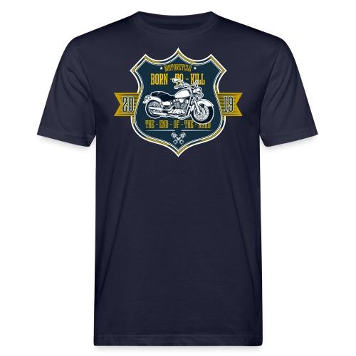 Motorcycle2 - Camiseta ecológica hombre