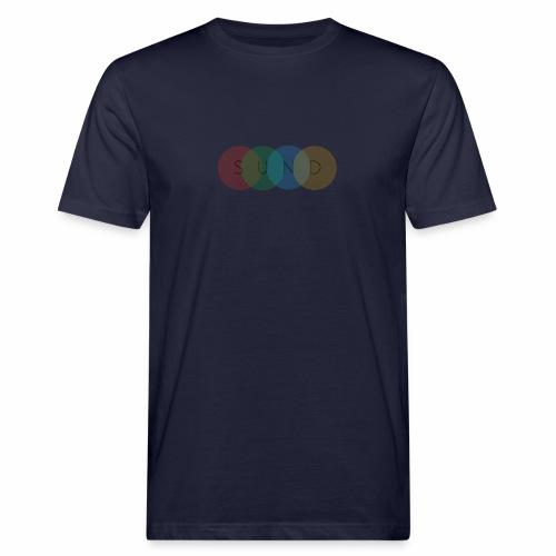sund color - Mannen Bio-T-shirt
