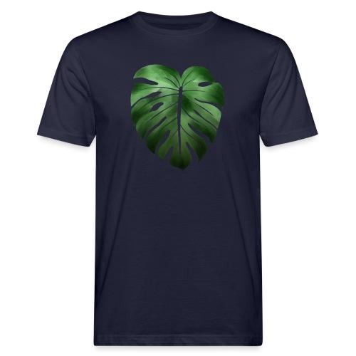 Foglia dalla Natura - T-shirt ecologica da uomo