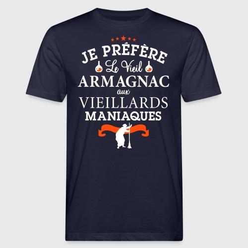 Vieil Armagnac - Humour Alcool - T-shirt bio Homme