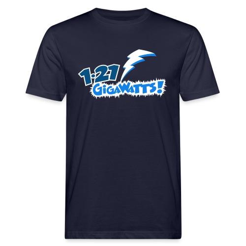 1.21 Gigawatts - Men's Organic T-Shirt