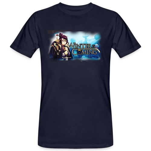 Overwatch and GameOfThrones Fusion - Men's Organic T-Shirt