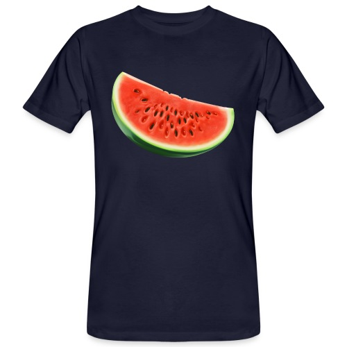 Watermelon - bio - Mannen Bio-T-shirt