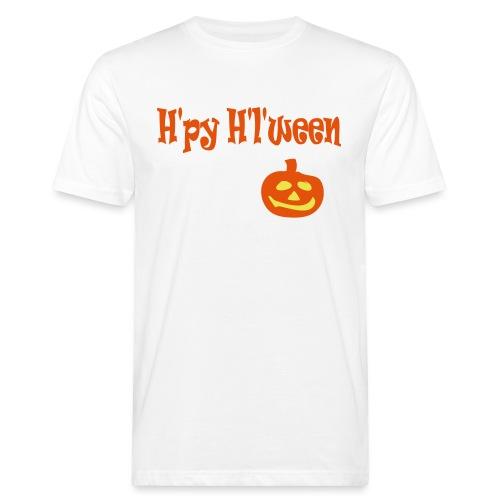 Happy Halloween - Männer Bio-T-Shirt