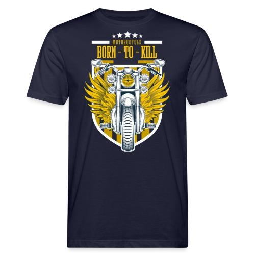 Motorcycle3 - Camiseta ecológica hombre