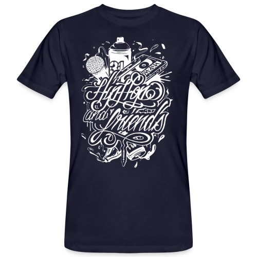 Hiphopnfriendss - T-shirt bio Homme