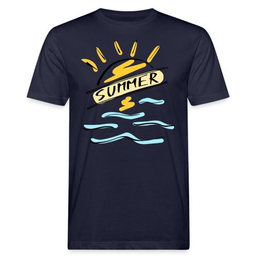 Summer - T-shirt bio Homme