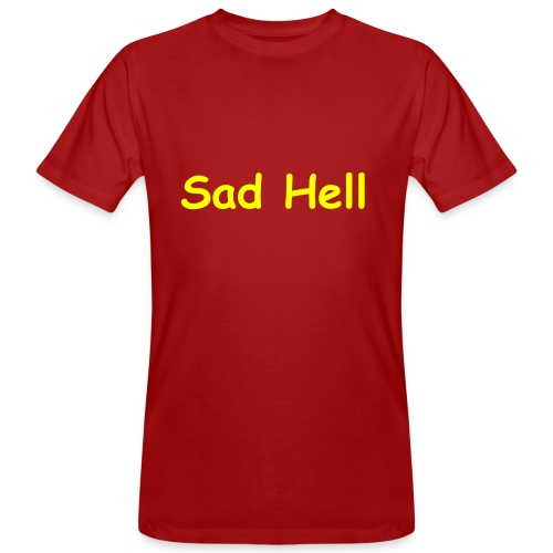 Sad Sans - Men's Organic T-Shirt