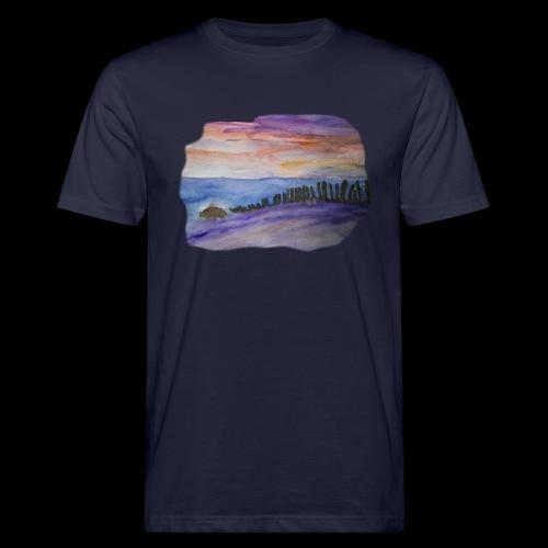 STrandsteine - Männer Bio-T-Shirt