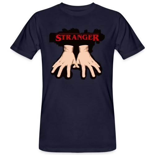 Stranger 'Addams Family' Things - Men's Organic T-Shirt