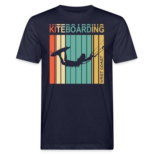 Kiteboarding WEST COAST - T-shirt bio Homme