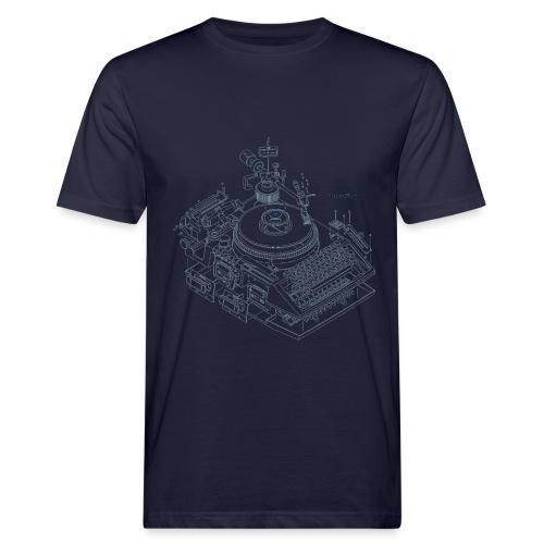 detektor fm Explosion sb - Männer Bio-T-Shirt