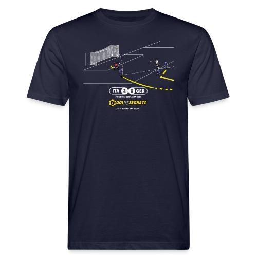 ITA GER 2-0 2006 - T-shirt ecologica da uomo
