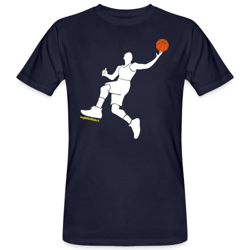 slamdunk_ball - T-shirt ecologica da uomo