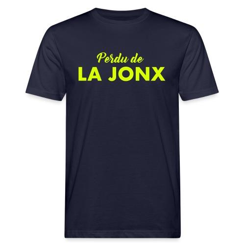 perdu de la jonx - T-shirt bio Homme