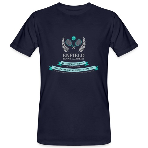 Infinite Jest - D.F. Wallace [ITALIAN] - T-shirt ecologica da uomo