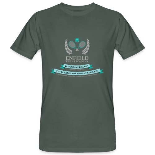 Infinite Jest - D.F. Wallace [ITA] - T-shirt ecologica da uomo