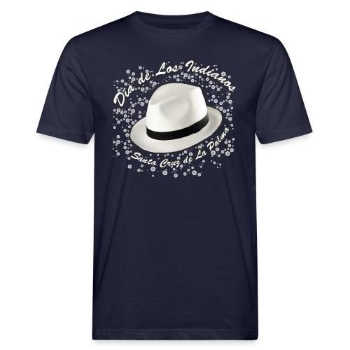 Dia de Los Indianos - Männer Bio-T-Shirt