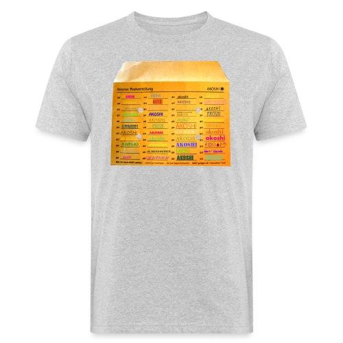HAUSPOST - Männer Bio-T-Shirt