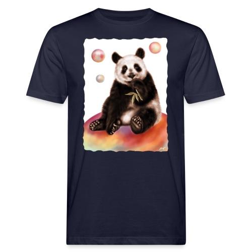 Panda World - T-shirt ecologica da uomo