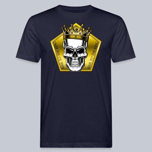 hail to the king - Männer Bio-T-Shirt