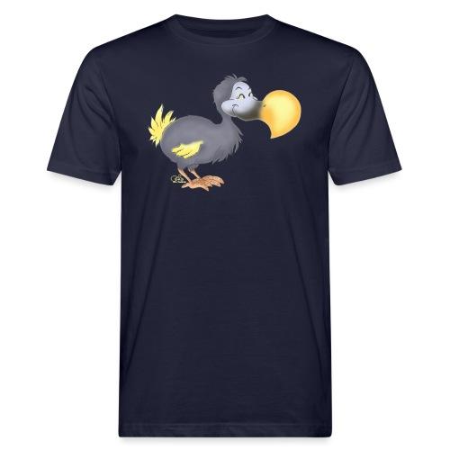 Dropsiger Dodo - Männer Bio-T-Shirt