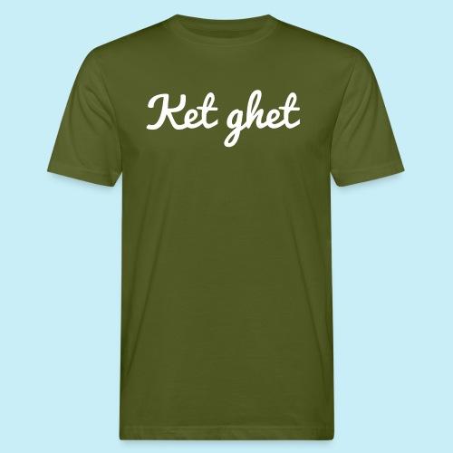 Ket ghet - T-shirt bio Homme