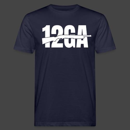 12GA 870 - Männer Bio-T-Shirt