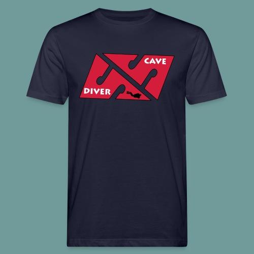 cave_diver_01 - T-shirt bio Homme