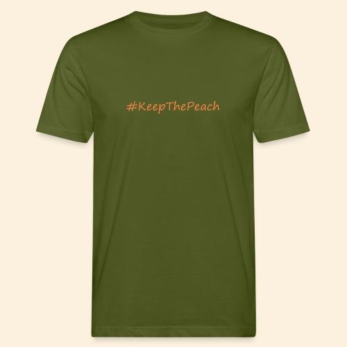 Hashtag KeepThePeach - T-shirt bio Homme