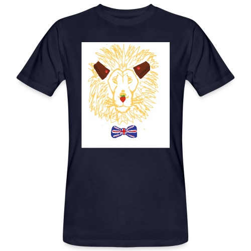 leon4 4 73 - T-shirt bio Homme