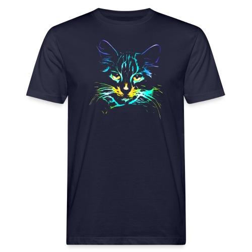 Vorschau: color kitty - Männer Bio-T-Shirt