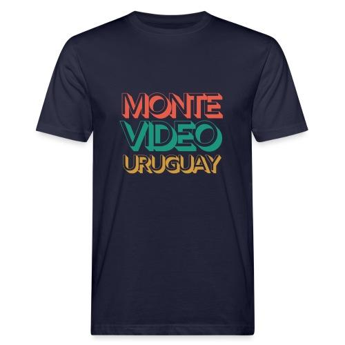 Montevideo - Männer Bio-T-Shirt