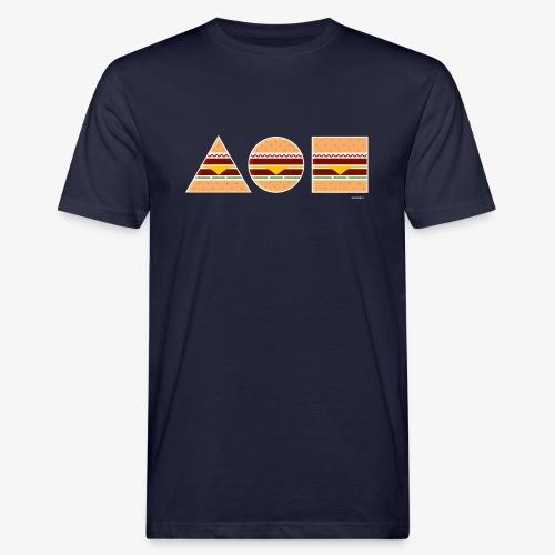 Graphic Burgers - T-shirt ecologica da uomo