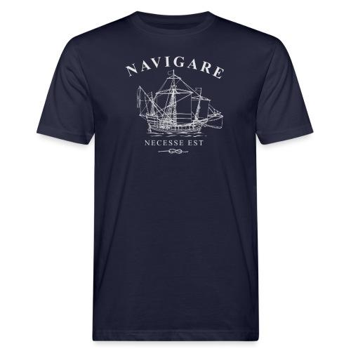 SANTA-MARIA - Men's Organic T-Shirt
