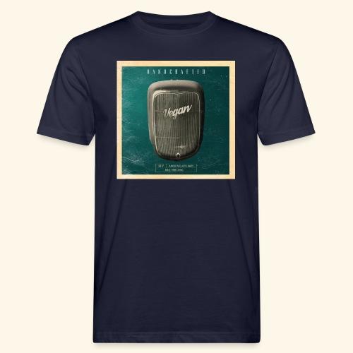 Vegan Auto Design - Men's Organic T-Shirt