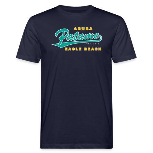 Patame Eagle Beach - Männer Bio-T-Shirt