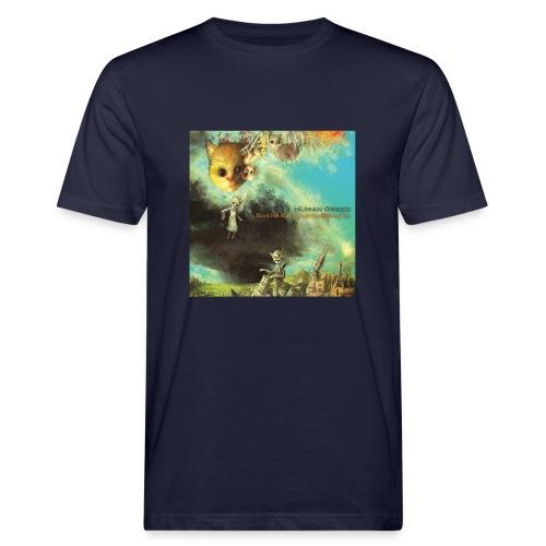 blackHillTshirt png - Men's Organic T-Shirt