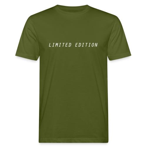 Limited edition - Men's Organic T-Shirt
