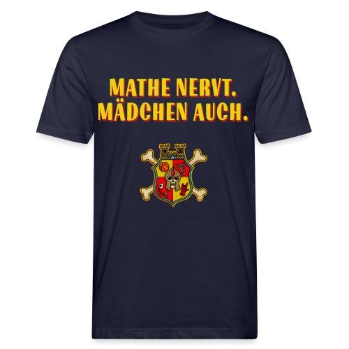Wappen - Männer Bio-T-Shirt