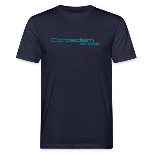 logo manche - T-shirt bio Homme