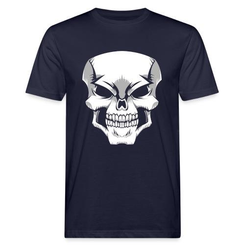 Skull - Camiseta ecológica hombre