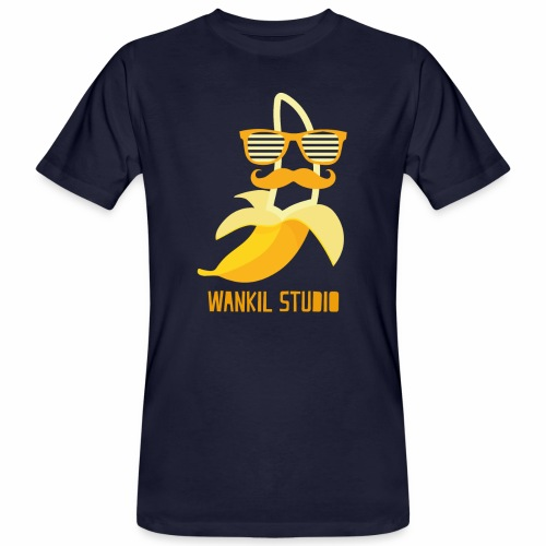 Hipster Banana - T-shirt bio Homme